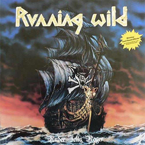 Running Wild - Under Jolly Roger - Noise International - N 0062