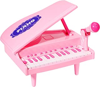 Simbektoy Toddler Piano Keyboard Toy for Kids, Best Birthday