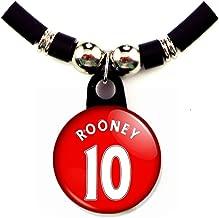 SpotlightJewels Wayne Rooney Number 10 Jersey Necklace