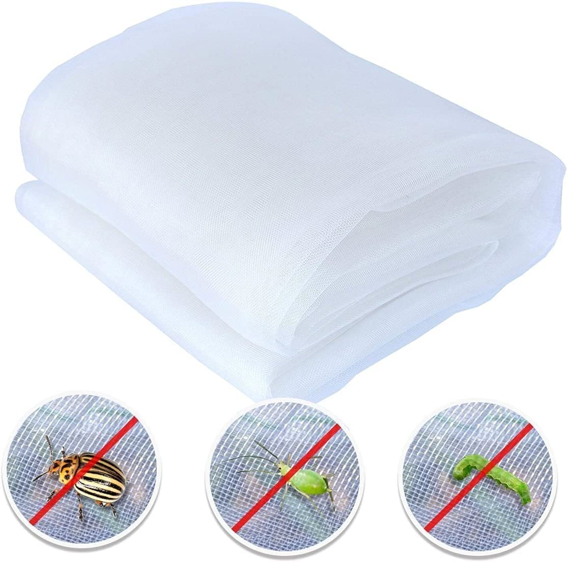WOZUIBAN Insect Netting for Trees Sales for sale Cicadas Flower Popular standard Vegetab Fruits