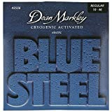 Dean Markley Blue Steel Electric Guitar Strings, 10-46, 2556, Regular