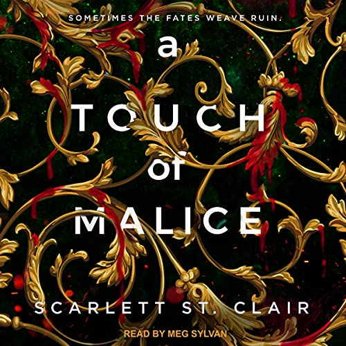 A Touch of Malice: Hades & Persephone, Book 3