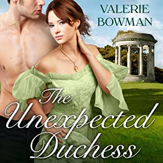 The Unexpected Duchess audiobook cover art