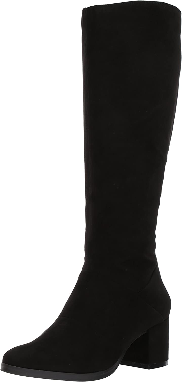 Aerosoles Womens Green Room Knee High Boot