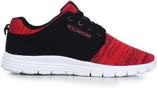 Men's FIT 03 Sneaker Red/Black