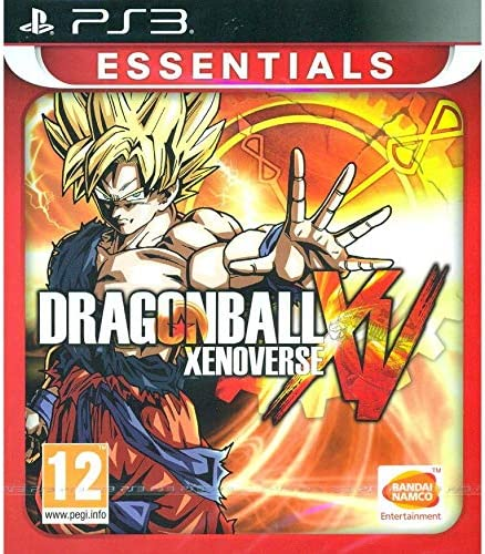 Dragon Ball Z Xenoverse PS3 Game product image