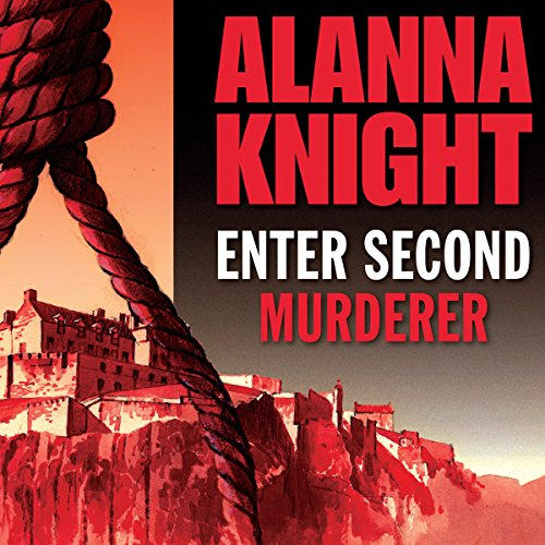 Enter Second Murderer audiobook cover art