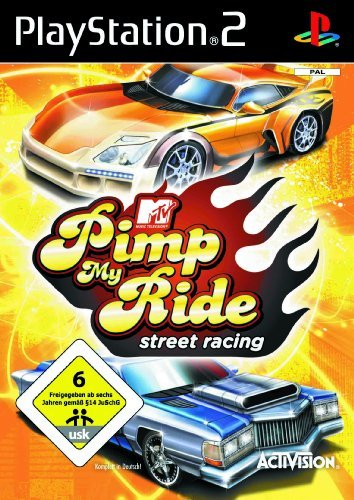 Pimp my Ride - Euro Street Racing [German Version] by ACTIVISION