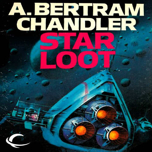 Star Loot audiobook cover art