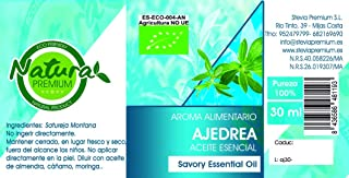 Natura Premium Aceite Esencial Ajedrea Bio 30 Ml. 30 ml