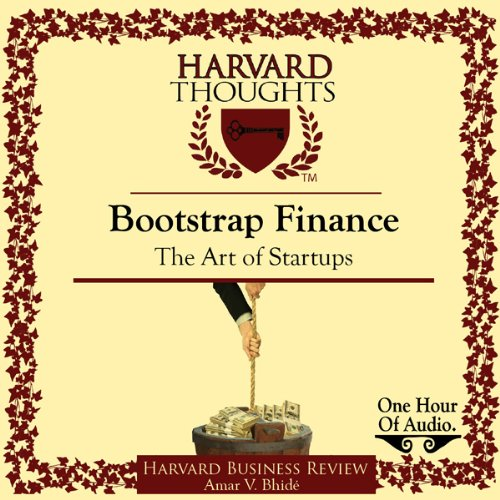 Bootstrap Finance Titelbild