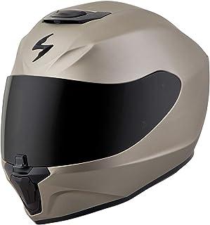 Scorpion R420 Helmet (Large) (Matte Titanium)