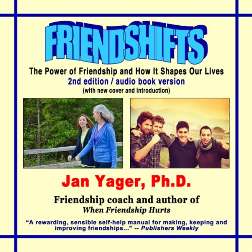 Friendshifts audiobook cover art
