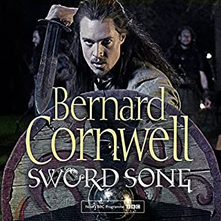 Sword Song     The Last Kingdom Series, Book 4              By:                                                                                                                                 Bernard Cornwell                               Narrated by:                                                                                                                                 Jonathan Keeble                      Length: 12 hrs and 12 mins     39 ratings     Overall 4.7