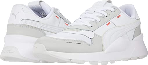 Vaporous Gray/Puma White