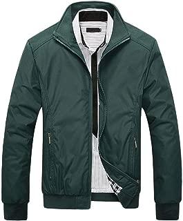 KCatsy Classical Men's Fashion Wind Proof Jackets Casual Jacket Coats Collar Slim