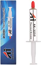 Thermal Compound Paste 5G Silver, 5.0W/mk High Thermal Conductivity Cooling Silicone Grease Filled Contact Surfaces Gap Reduce Cooler Work Temperature For GPU/CPU/VGA/LED/Heatsink And More