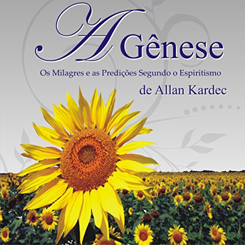 A Gênese [The Genesis] audiobook cover art