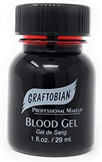 Graftobian Blood Gel, 1oz Bottle