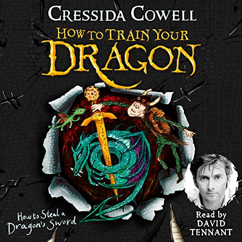 How to Steal a Dragon's Sword audiobook cover art