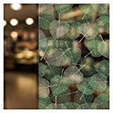 BDF 4GLV Decorative Window Film Green Leaves (36in X 14ft)