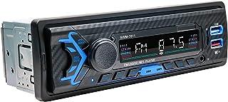 Generic Car 12V LCD Estéreo Bluetooth USB MP3 Player Receptor Multimídia com Controle Remoto
