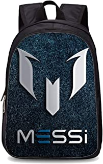0d9ae539f Kid Lionel Messi Backpack for School Travel Outdoor Lightweight