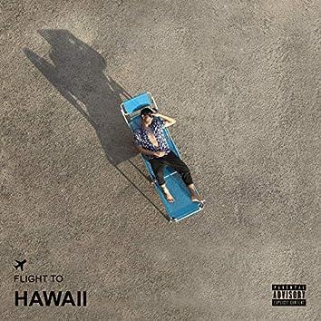 Flight to Hawaii