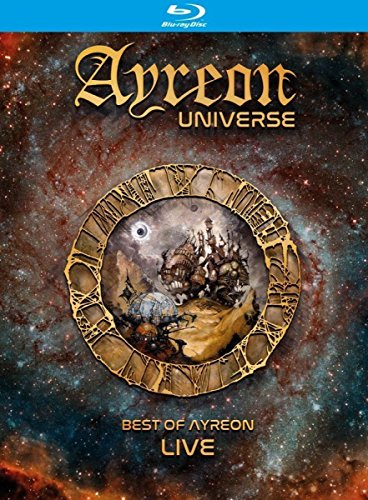 Ayreon - Ayreon Universe - Best Of Ayreon Live [Reino Unido]