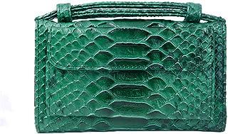 Genuine Leather Clutch Chain Shoulder Crossbody Bag Crocodile Tote Messenger Bags
