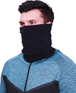 Sponsored Ad – Arcweg Neck Warmer Thermal Fleece Face Snoods Windproof Men Women Motorcycle Neck Tube Scarf Elastic Unisex...