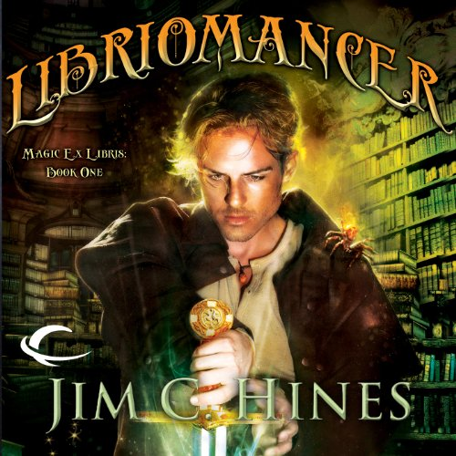 Libriomancer cover art