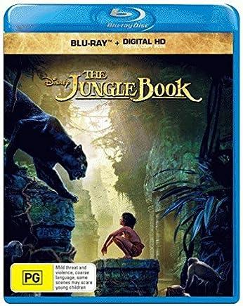 The Jungle Book [Live-Action] (Blu-ray/Digital Copy) Blu-ray
