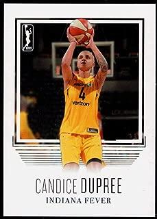 Basketball NBA 2018 Rittenhouse WNBA #38 Candice Dupree