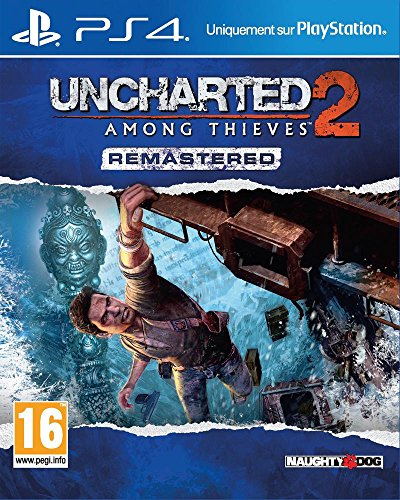 Uncharted 2 : Among Thieves - [Edizione: Francia]