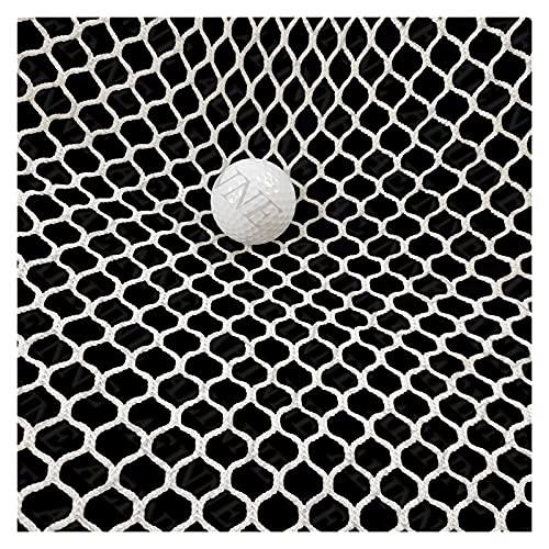 AEINNE Red Deportiva Proteccion, Red Rebote Entrenamiento Golf Tennis Practicas Porterias de Futbol Redes Reboteador Fútbol Red Práctica Sala Portería Porteria Balon Balones Cancha Campo Deportes