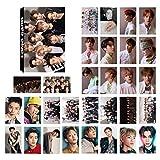 GOTH Perhk 30pcs/Set KPOP NCT127 NCT Dream Album We Go Up Lomo Karte Selbst Gemacht Autogramm...