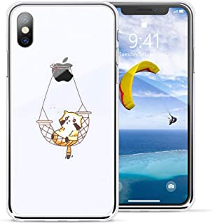 ZXSJK Animal Pattern Spoof Case For Iphone X Xr Xs Max Transparent Soft Tpu Case For Iphone 7 8 7 Plus 8 Plus 6S 6 Plus Coque,For iPhone 6S Plus