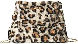 FAMILIZO Bolsos Mujer De Leopardo Pequeño Bolso De Piel