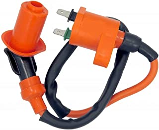 Ignition Coil for Honda CN250 CN 250 CN-250 CH 250 Scooter Elite Helix 1985 1986 1987 1988