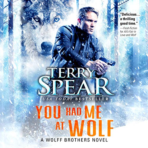 You Had Me at Wolf cover art