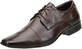 Sapato Social Cla-Cle Vegetalle Marrom 7572