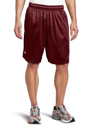 Men's Maroon Short