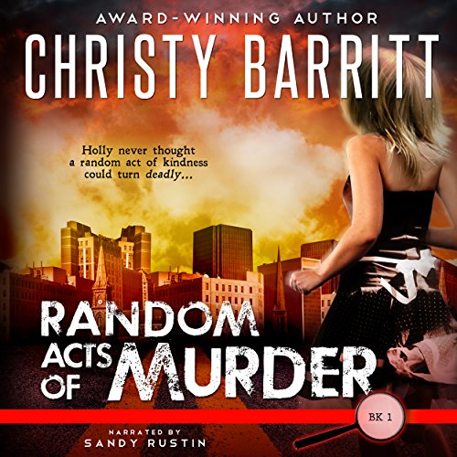 Random Acts of Murder audiobook cover art