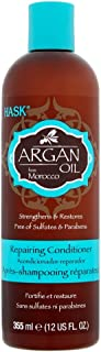 Hask Argan Oil  Repairing Conditioner, 355 ml