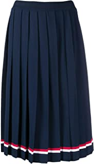 Thom Browne Luxury Fashion Womens FKK053A03131415 Blue Skirt | Spring Summer 20