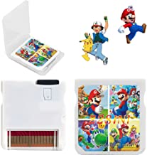228 in 1 Games Card, DS Games Card Super Combo Multicart, 3DS Games for Nintendo DS, NDSL, NDSi, NDSi LL/XL, 3DS, 3DSLL/X...