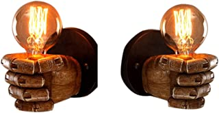 Best resin wall sconces Reviews