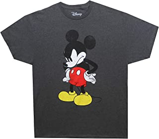 Disney Mad Mickey Mouse Adult T-Shirt