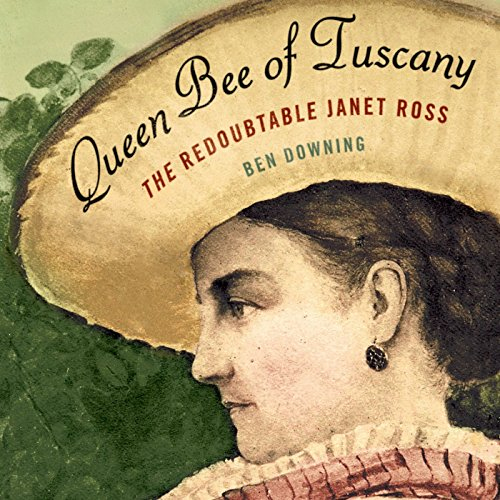 Queen Bee of Tuscany audiobook cover art